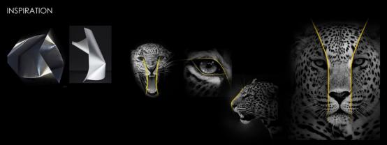 猎豹汽车新标设计手稿流出,网友:太惊艳了!